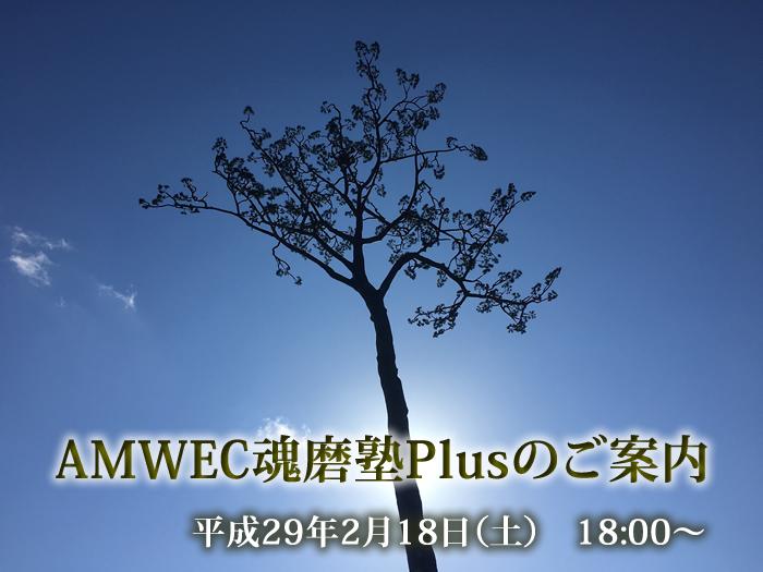 AMWEC広島魂磨塾ご案内